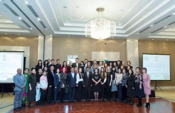 Celebration of ITEC Day 2018-19 in Nur-Sultan