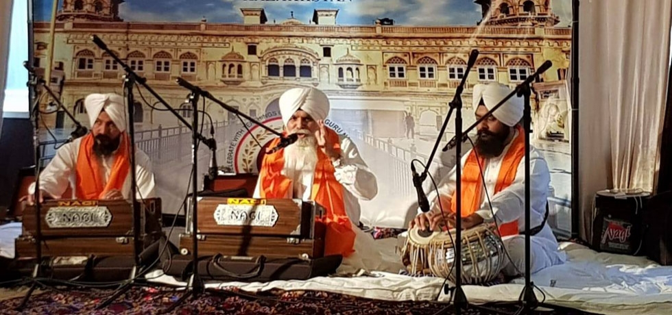 Embassy, with support of  Singh Sabha, Kazakhstan, celebrated the 550th Guru Purab of Guru Nanak Dev ji at Almaty on 17 November 2019.