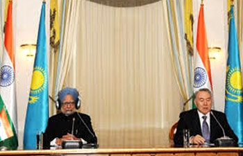 India-Kazakhstan believe in advantageous bilateral relations