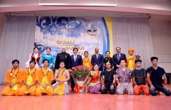 """""""Namaste India Festival –Manipuri Dance Performance"""""""