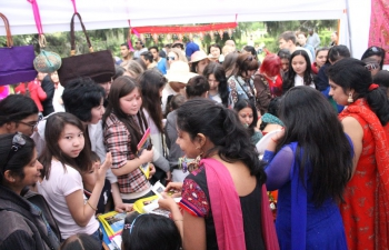 Indian community participates in Unity Day celebrations in Almaty