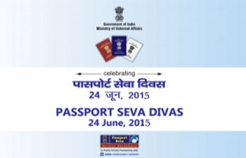 Message from Minister of External Affairs and Overseas Indian Affairs on Passport Seva Divas