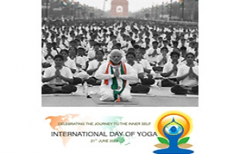 E-Booklet on International Day of Yoga - June 21, 2015
