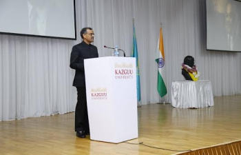 <div>Celebration of Birth Anniversary of Mahatma Gandhi and International Day of Non-Violence on 2nd October, 2015</div>