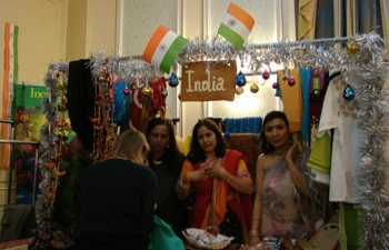 Diplomatic Charity Bazaar 2015