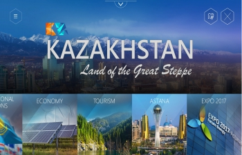 Kazakhstan – Land of the Great Steppe