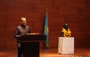 Celebration of 147th Birth Anniversary of Mahatma Gandhi and 10th International Day of Non-Violence