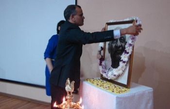Celebration of Birth Anniversary of Sardar Vallabhbhai Patel in Kazakhstan