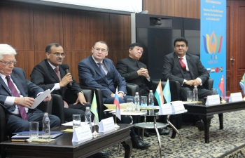 BRICS Feedback Session on the Outcomes of the 8th BRICS Summit in Goa