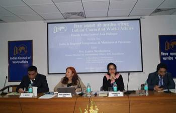 Kazakhstan Participates in the 4th India-Central Asia Dialogue in New Delhi