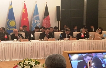Kazakhstan Participates in Heart of Asia-Istanbul Process in Amritsar