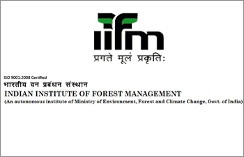 Post Graduate Diploma in Forestry Management at IIFM, Bhopal