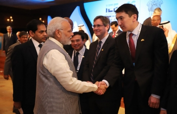 Prime Minister Shri Narendra Modi inaugurates the 16th International Energy Forum Ministerial in New Delhi