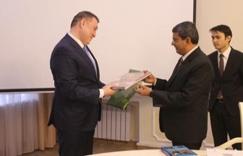 Ambassador's Visit to Karaganda