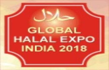 Global Halal Expo India 2018