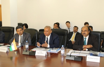 The 6th Meeting of India-Kazakhstan Joint Working Group on Trade and Economic Cooperation