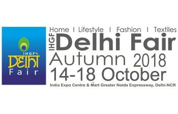 IHGF Delhi Fair (Autumn) 2018