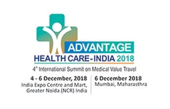 Advantage Healthcare India 2018