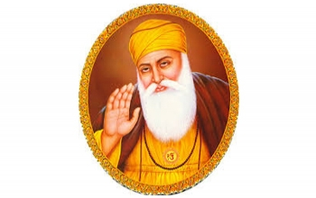 Adoption of Resolution to commemorate 550th birth anniversary of Shri Guru Nanak Dev ji