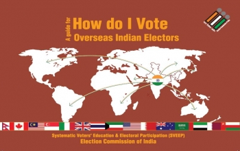 Information regarding overseas Voters