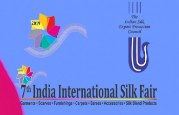 7th India International Silk Fair