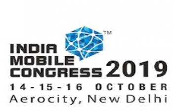 India Mobile Congress 2019 from 14th-16th October at Aerocity, New Delhi
