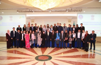Celebration of ITEC Day in Nur-Sultan