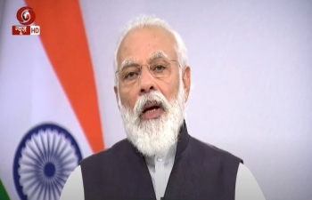 Text of PM's inaugural address at India Global Week 2020