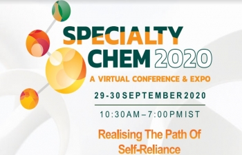 Specialty Chem 2020 'A Virtual Conference and Expo 29 – 30 September 2020