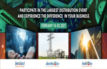 4th Distribuelec virtual exhibition from 16th to 20th February 2021 organised by  IEEMA, the organiser of ELECRAMA exhibitions (World's largest electrical exhibition)