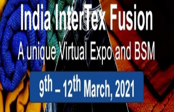 Postponement of   IntexTex Fusion Virtual Exhibition to 9th to 12th March 2021 instead of 20th to 23rd January 2021.