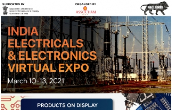 India Electricals and Electronics Virtual Expo 2021: 10-13 March 2021